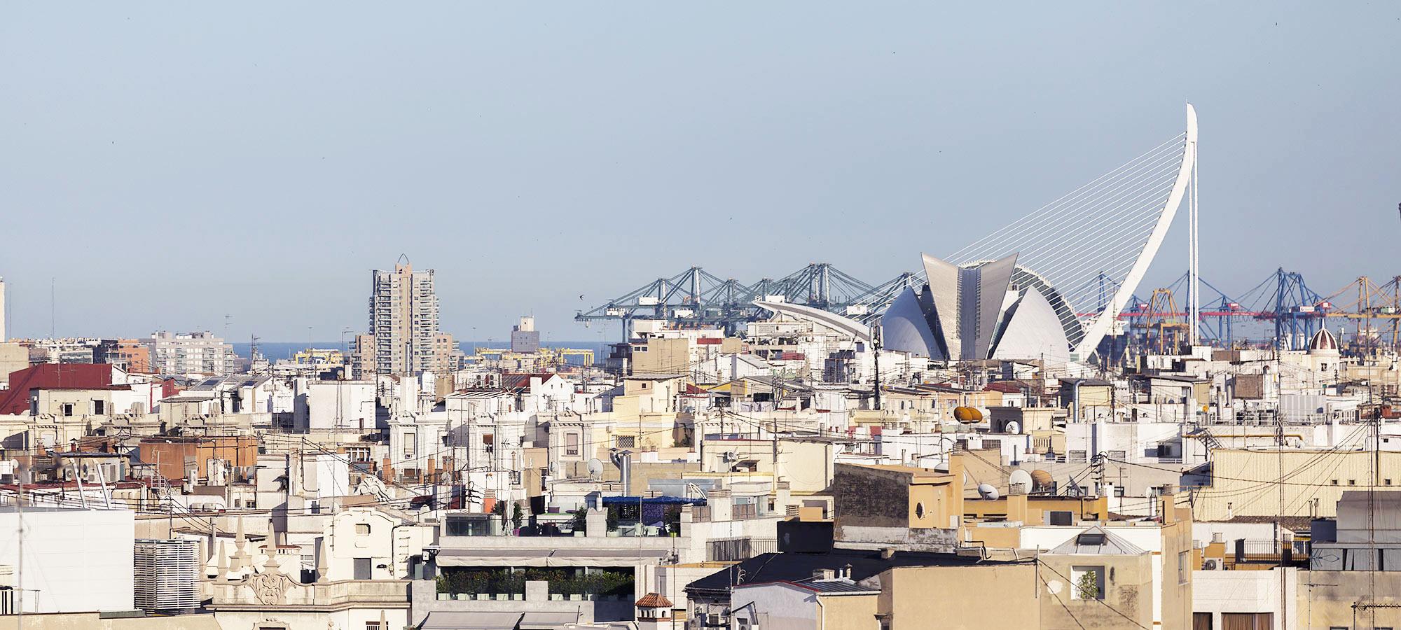 Valencia in 360 Degrees